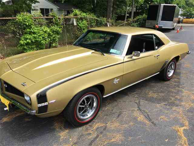 Picture of Classic 1969 Chevrolet Camaro SS located in West Babylon New York Offered by a Private Seller - NINC