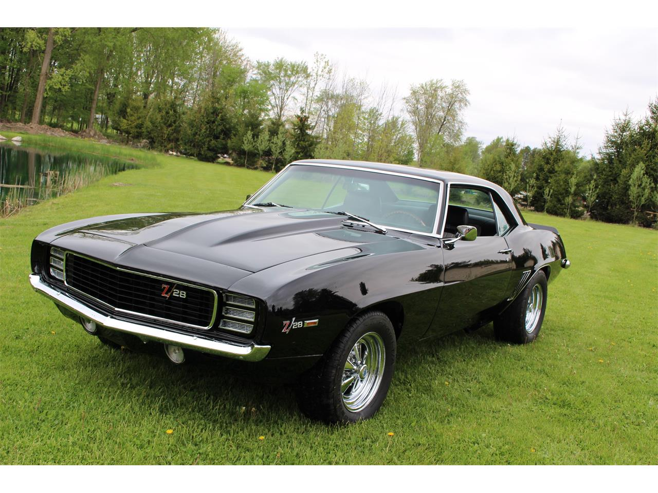 For Sale 1969 Chevrolet Camaro Rs Z28 In Croswell Michigan