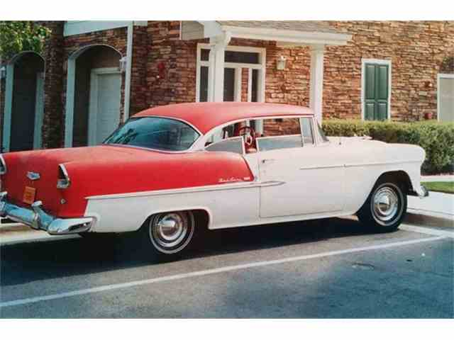 Picture of '55 Chevrolet Bel Air located in Austin Texas - $60,997.00 - NINR