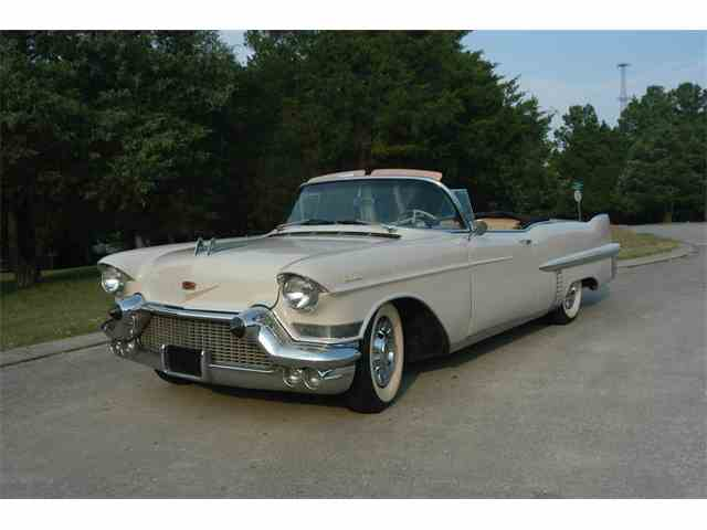 Picture of Classic 1957 Series 62 located in Texas - NINS