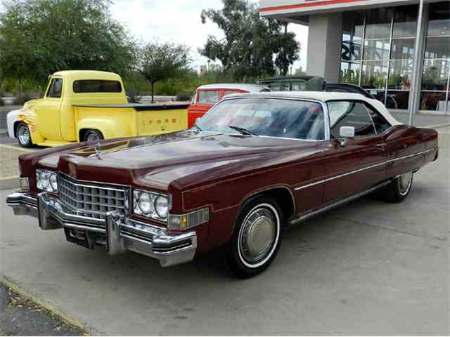 Picture of '73 Eldorado - NIO5