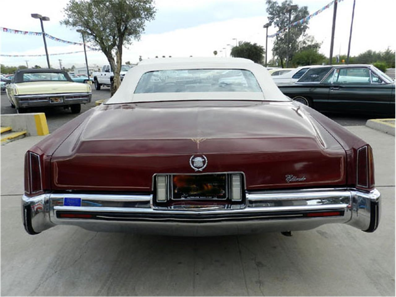 Large Picture of '73 Eldorado - NIO5