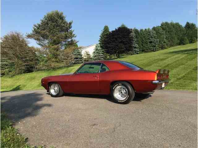 Picture of Classic '69 Camaro located in MILL HALL Pennsylvania Auction Vehicle Offered by  - NIO6