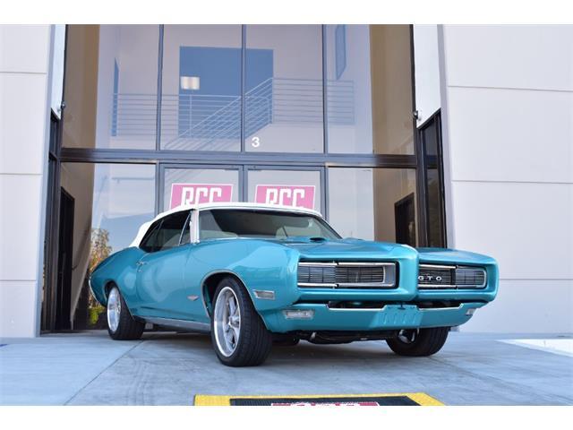 Picture of '68 GTO - $59,900.00 - NIOK