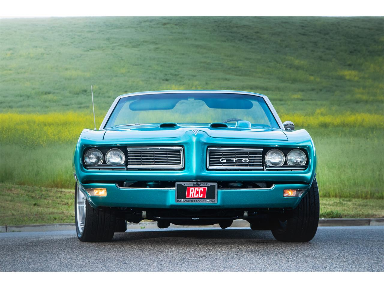 Large Picture of '68 GTO - NIOK