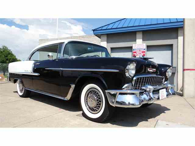 Picture of 1955 Chevrolet Bel Air located in Iowa Offered by  - NIOO
