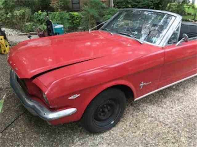 Picture of '66 Mustang - NIOU