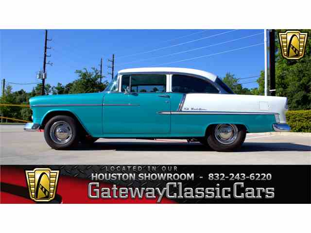 Picture of Classic 1955 Chevrolet Bel Air - $49,995.00 Offered by  - NIPB