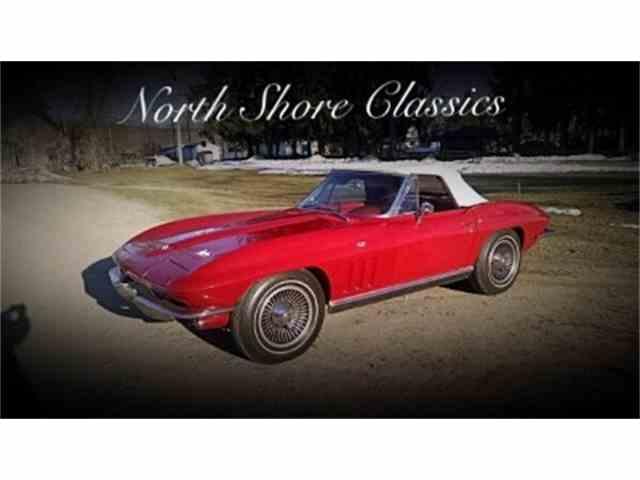 Picture of '66 Corvette - NIPZ