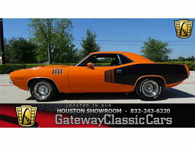 Picture of '71 Barracuda - NIQ3