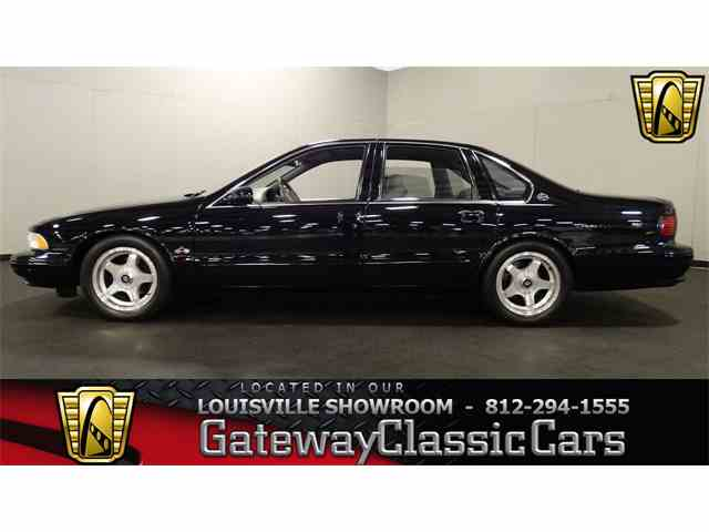 Picture of 1996 Impala located in Indiana - $27,995.00 - NIQA