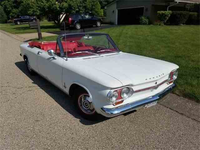 Picture of '63 Corvair - NIQH