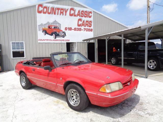 Picture of '92 Mustang - NIQI