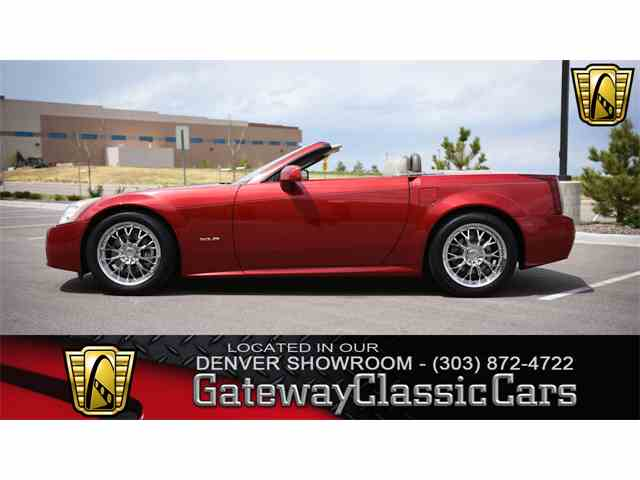 Picture of 2005 Cadillac XLR Offered by  - NIQK