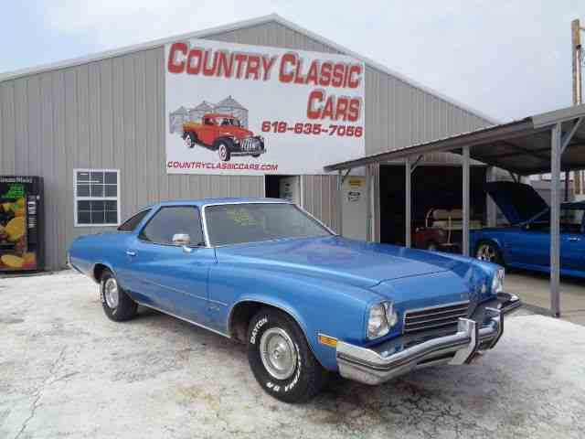 Picture of Classic '73 Buick Century located in Staunton Illinois Offered by  - NIQO