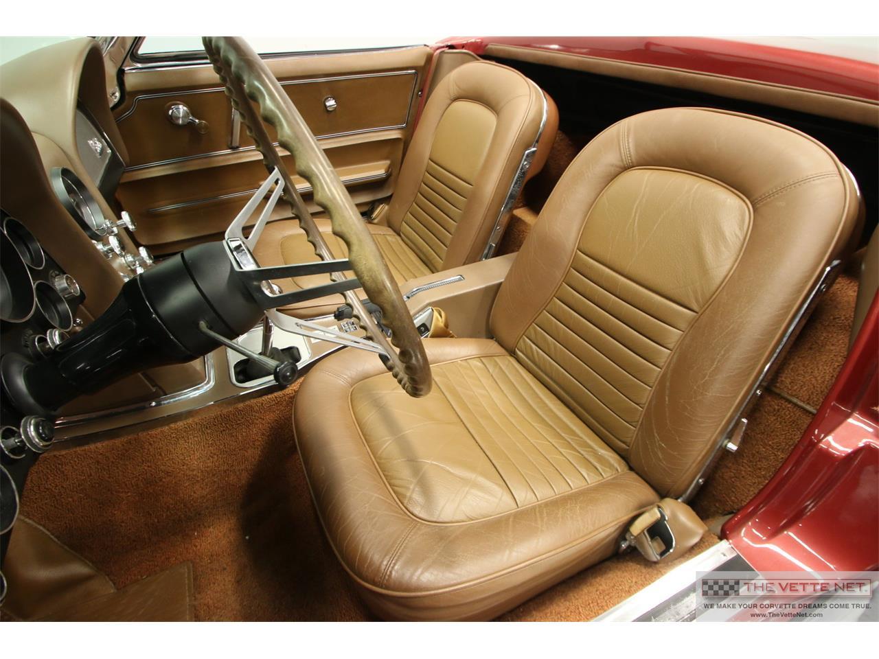 Large Picture of '67 Corvette - NIQS