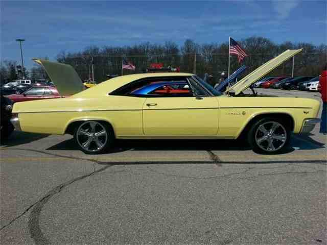 Picture of Classic 1966 Chevrolet Impala - $34,895.00 Offered by  - NIQT