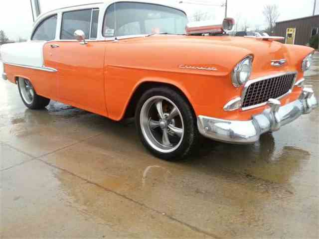 Picture of Classic 1955 Chevrolet Bel Air Offered by  - NIQU