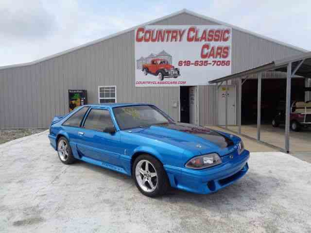 Picture of 1988 Ford Mustang located in Staunton Illinois Offered by  - NIQX