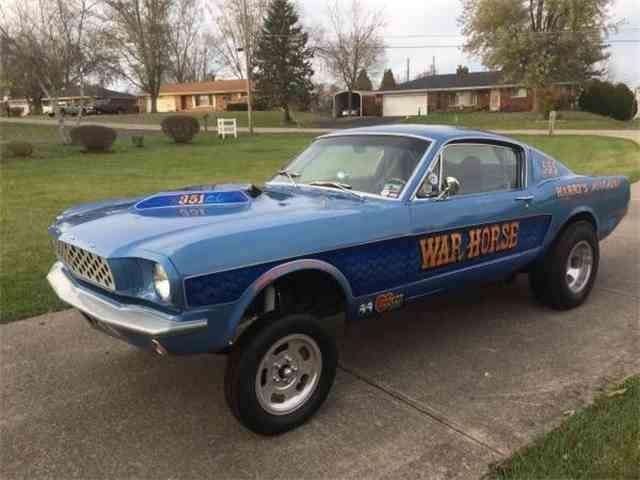 Picture of '66 Mustang - NIR3