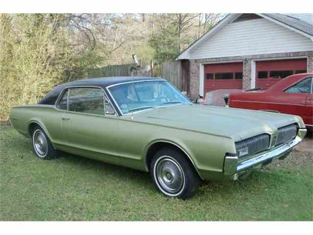 Picture of Classic 1967 Mercury Cougar located in Cadillac Michigan Offered by  - NIRK