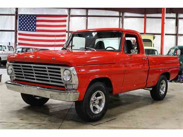 Picture of '67 F100 - NDMD