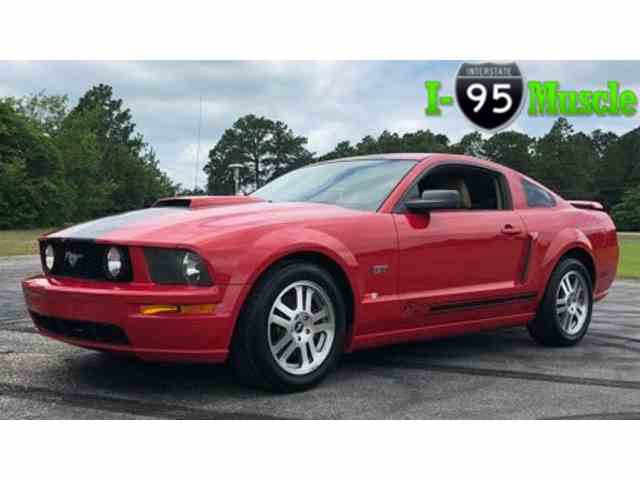Picture of 2006 Ford Mustang located in North Carolina Offered by  - NIRX