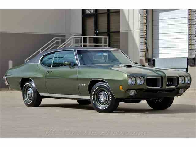 Picture of Classic '70 Pontiac GTO - $67,900.00 Offered by  - NDMF