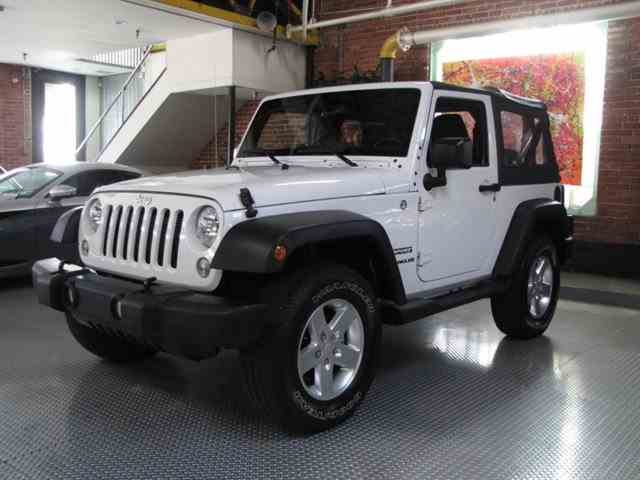 Picture of '16 Wrangler - NISE