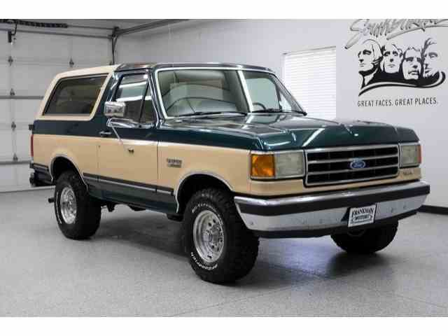 Picture of '91 Bronco - NISO