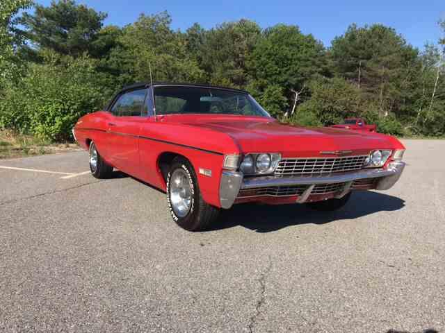 Picture of '68 Impala - NISQ
