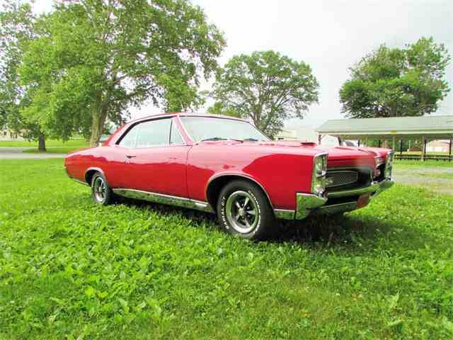 Picture of Classic 1967 Pontiac GTO Offered by  - NISR