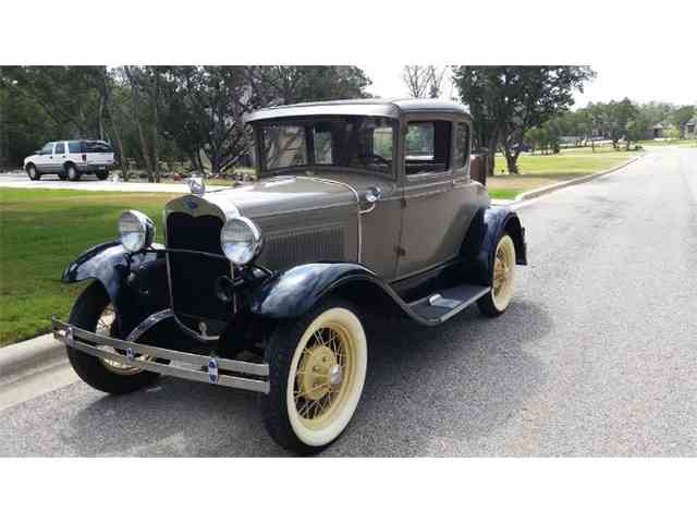 Picture of '31 Model A - NISV