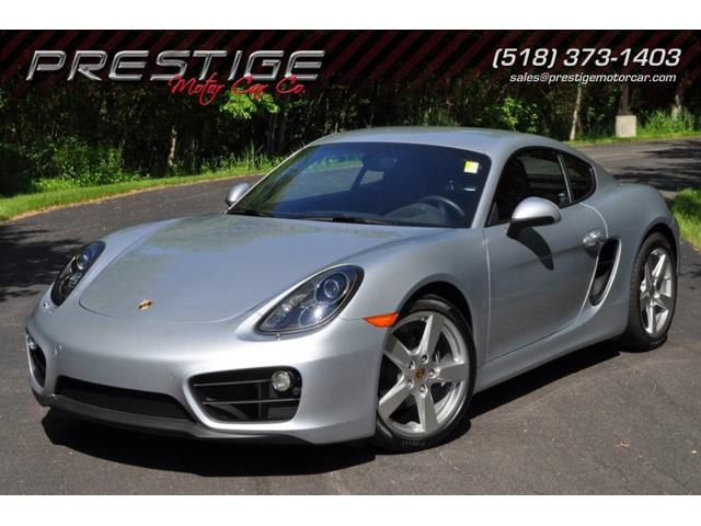 Picture of 2015 Porsche Cayman located in Clifton Park New York Auction Vehicle Offered by  - NISX