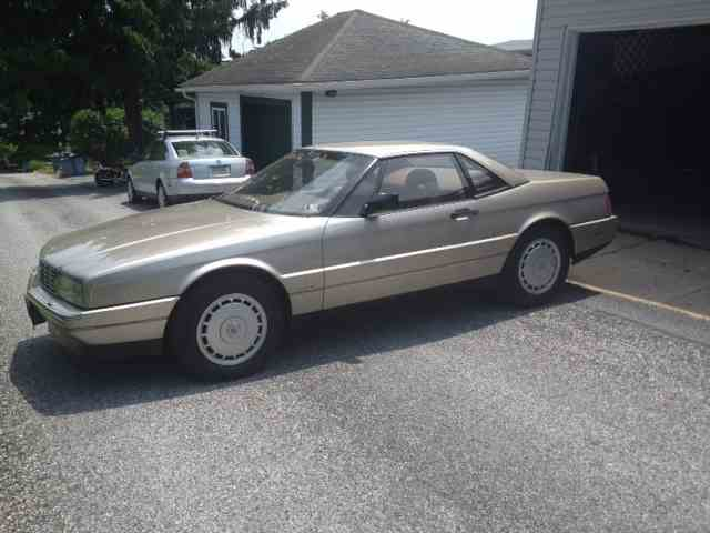 Picture of 1991 Allante located in Pennsylvania Offered by  - NISZ
