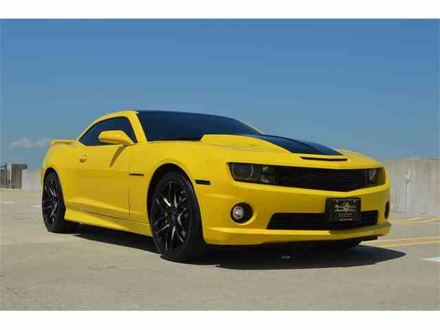 Picture of '10 Camaro SS - NIT5