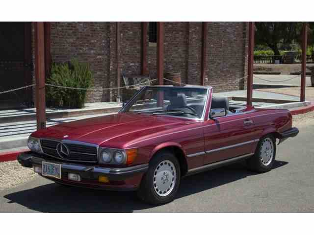 Picture of '89 560SL - NITA
