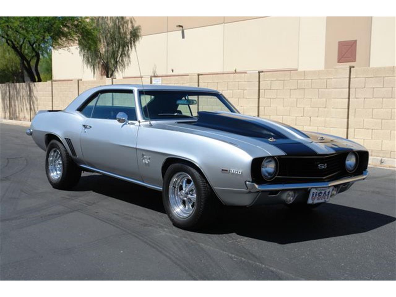 For Sale 1969 Chevrolet Camaro In Phoenix Arizona