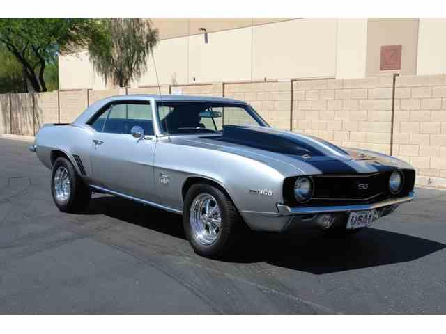 Picture of Classic '69 Chevrolet Camaro located in Phoenix Arizona - $49,950.00 - NITE