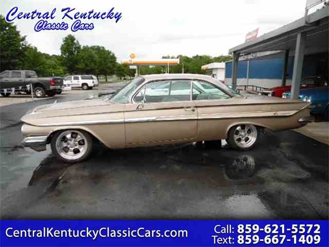 Picture of '61 Impala - NITQ