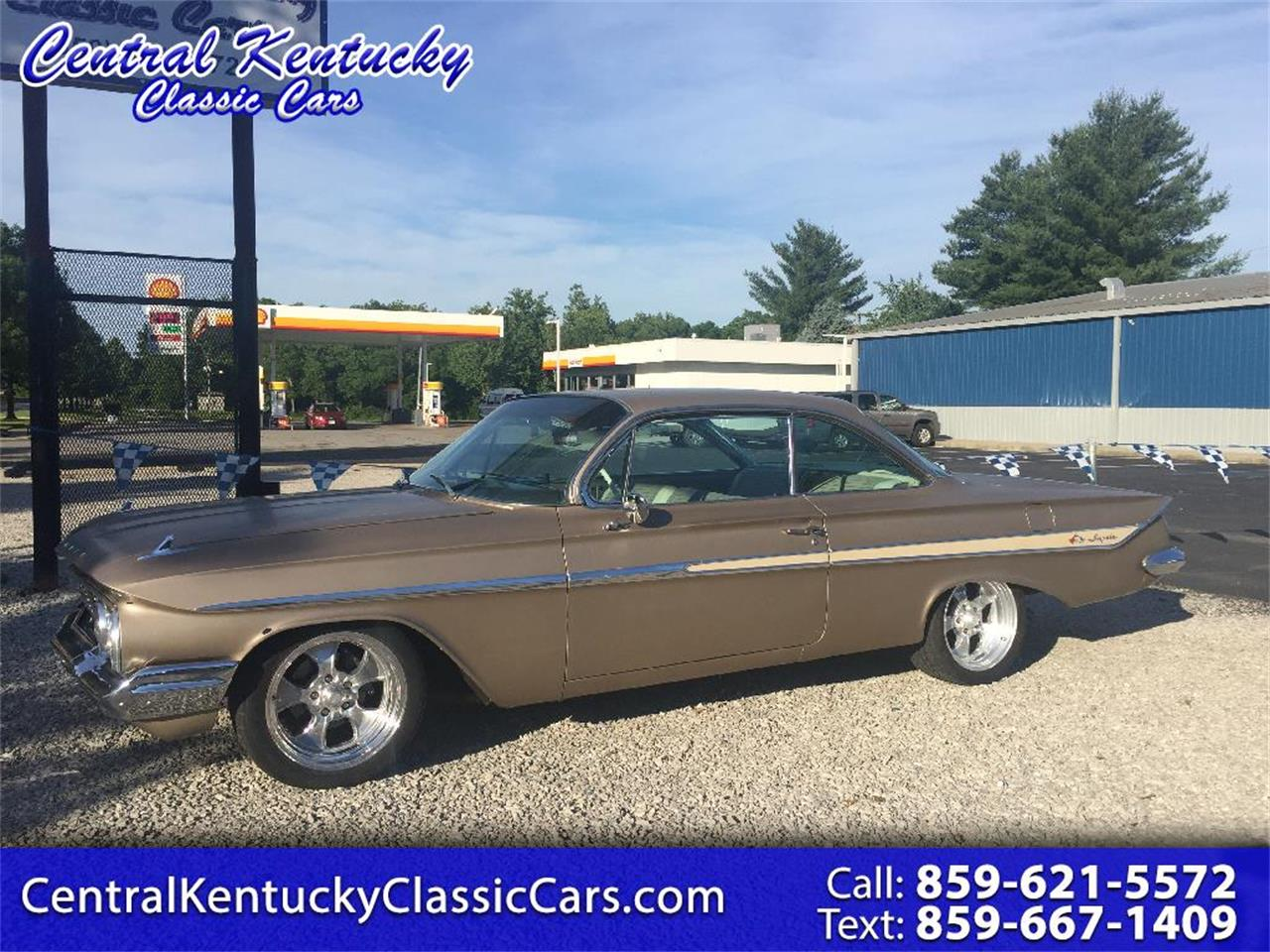 1961 Chevrolet Impala For Sale Cc 1097486 Bubble Top Large Picture Of 61 Nitq