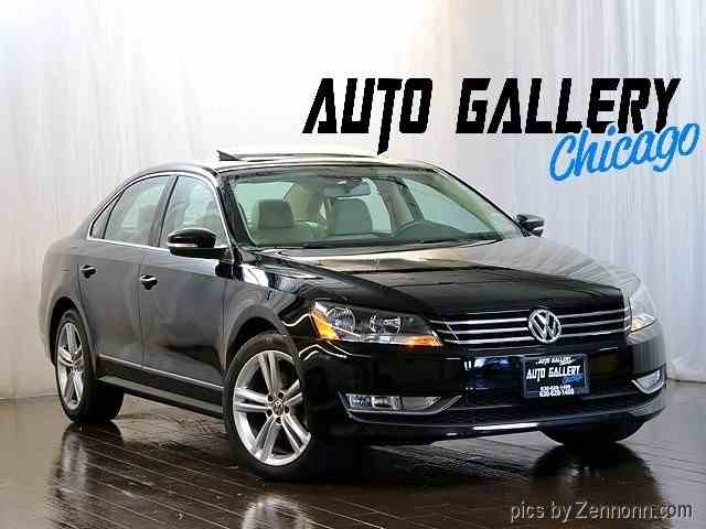 Picture of 2015 Volkswagen Passat Offered by  - NIU7