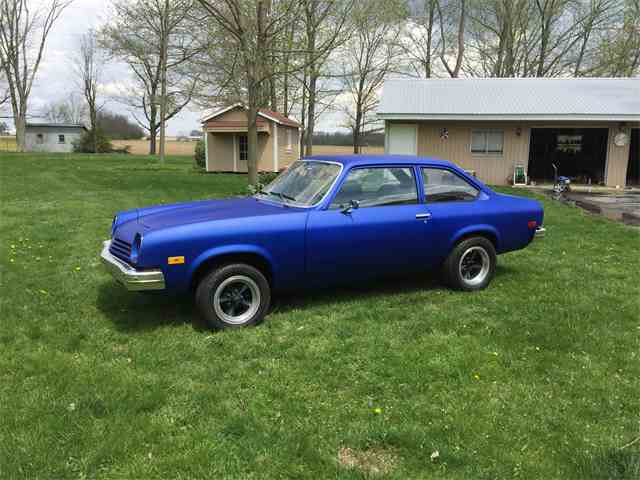 Picture of '77 Vega - $14,000.00 Offered by a Private Seller - NIUM