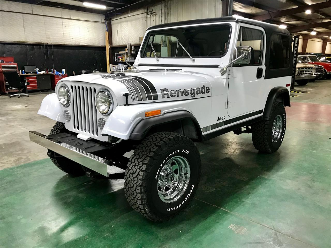1980 Jeep Cj7 For Sale
