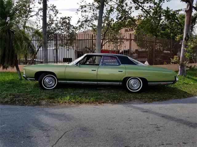 Picture of '71 Impala - NIUQ