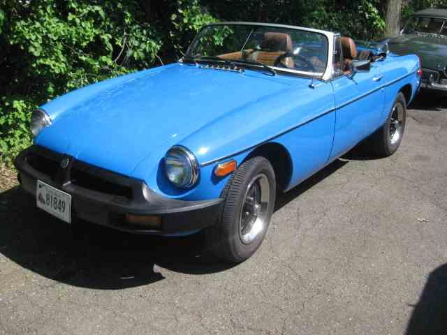 Picture of '80 MGB - NIUU
