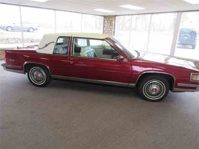 Picture of '88 Cadillac Coupe DeVille located in Kansas - NIUX