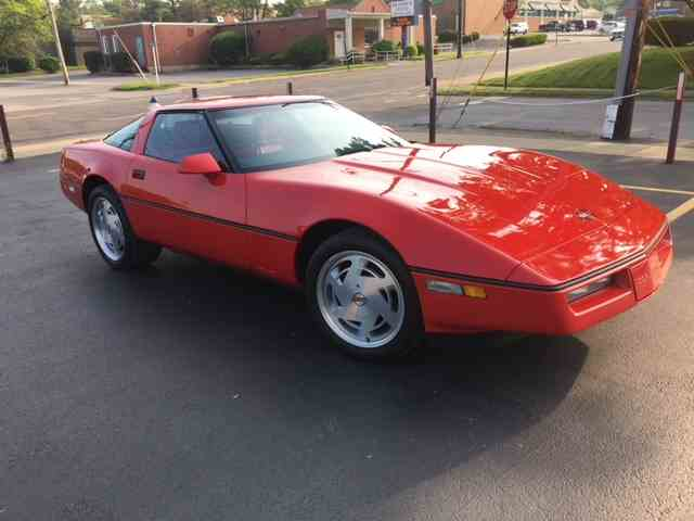 Picture of '89 Chevrolet Corvette located in Pennsylvania Offered by  - NIV9
