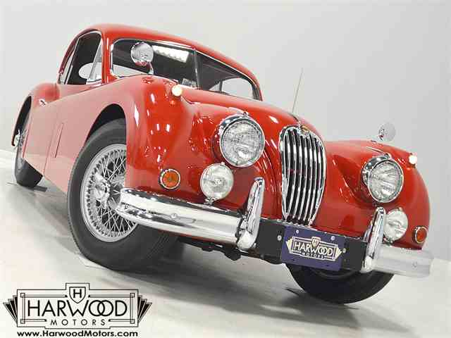 Picture of '55 XK140 - NIVI
