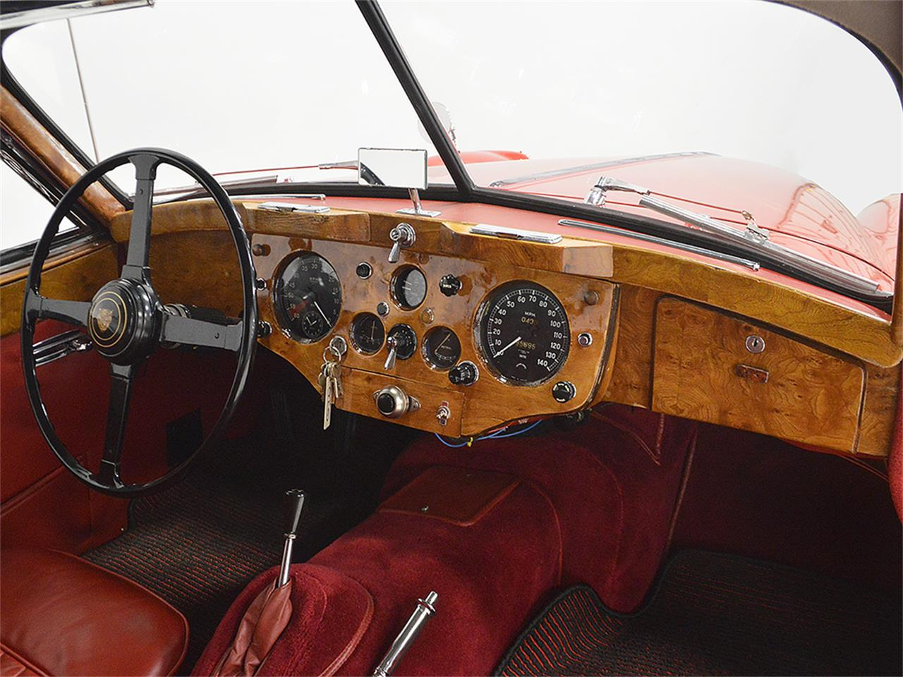Large Picture of '55 XK140 - NIVI